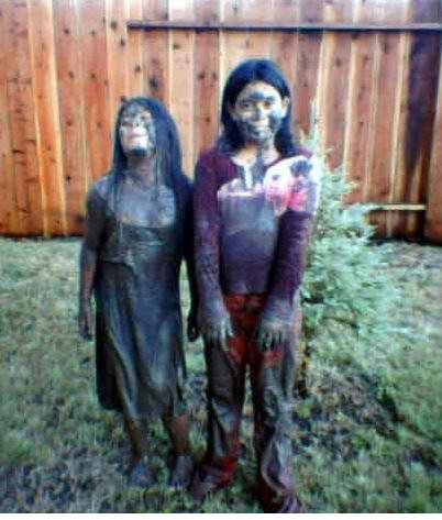 MUD-GIRLS